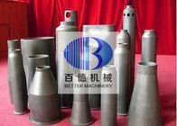 Reaction Bonded Silicon Carbide Nozzle For Shuttle Kiln Burner Flaming Tubes