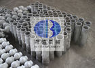 Reaction Bonded Silicon Carbide Pipe For Iron / Steel Industry Bogie Kilns