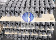China Silicon Carbide Ceramic Burner Nozzle / Carbide Spray Nozzle Corrosion Resistance factory