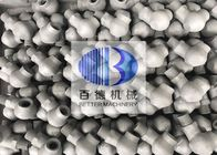China Reaction Bonded Silicon Carbide Products / SiSiC Ceramic Spray Nozzles factory