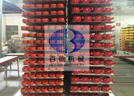 Easy Installation Silicon Carbide Beams , RBSIC / SISIC Beam For Shuttle Kiln