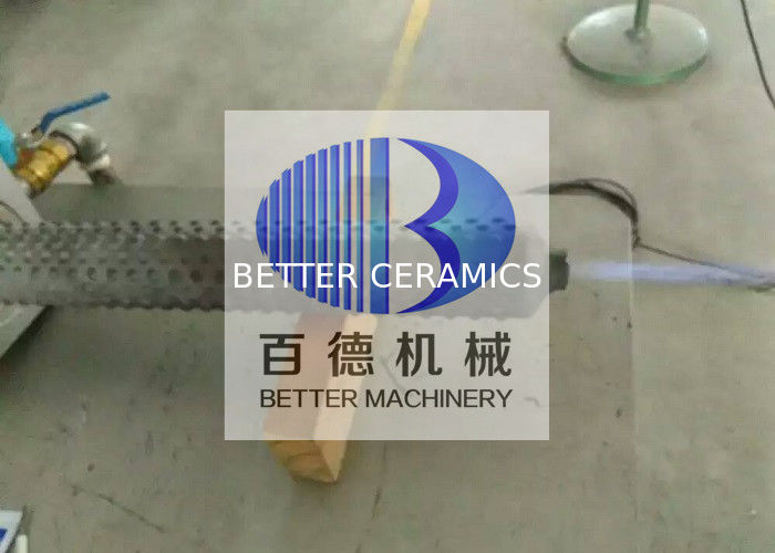 Reaction Bonded Silicon Carbide Heat Exchanger SiSiC Material Corrosion Resistant
