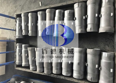 BD Silicon Carbide Burner Nozzle , Silicon Carbide Products For Kiln Furniture