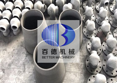 Gray Silicon Carbide Ceramic Cyclone Liner SiSiC Liner For Mineral Processing Industry