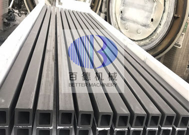 China Siliconized Silicon Carbide Beams Gray Color Easy Installation Oxidation Resistance factory