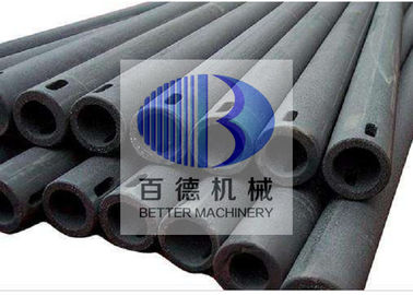 Reaction Bonded Silicon Carbide Products Rbsic / Sisic Roller High Strength