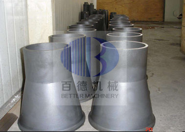 China High Strength Silicon Carbide Ceramic Wear Resistant For Taper Sleeve factory