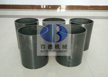 Wear Resistant Silicon Carbide Products Ceramic Grinding Barrel Simple Installation