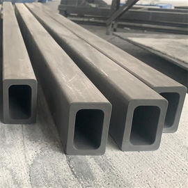 Refractory Sisic Sic Silicon Carbide Ceramic Beam High Temperature Resistance