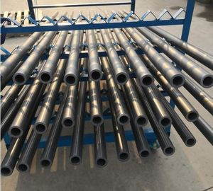 Wear Resisitance Reaction Bonded Silicon Carbide Roller For Industrial Kilns