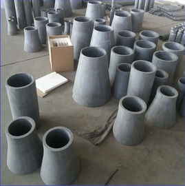 China SISIC Silicon Carbide Ceramic Liner / RBSIC Liner Wear Resistance Material factory