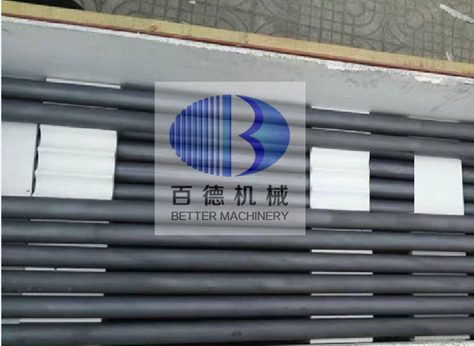 Qualitied Silicon Carbide Ceramic Sisic Roller For Lithium Battery Manufacturing