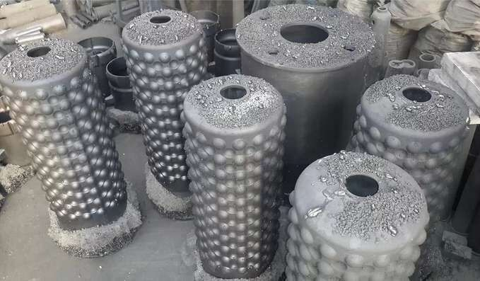 Reaction Bonded Silicon Carbide Sisic Exchanger Thermal Shock Resistant
